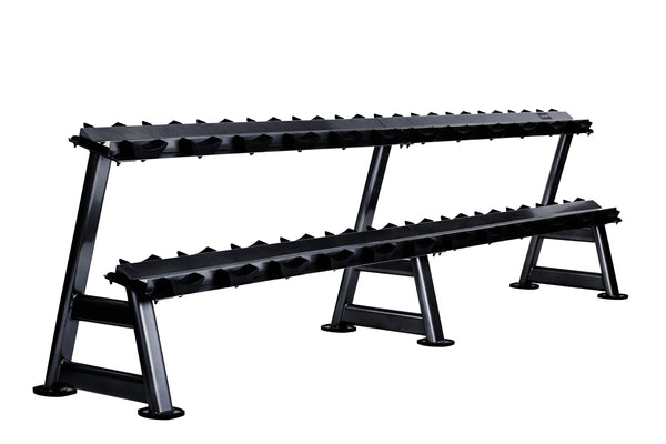 12 Pair Dumbbell Rack (2 tier)