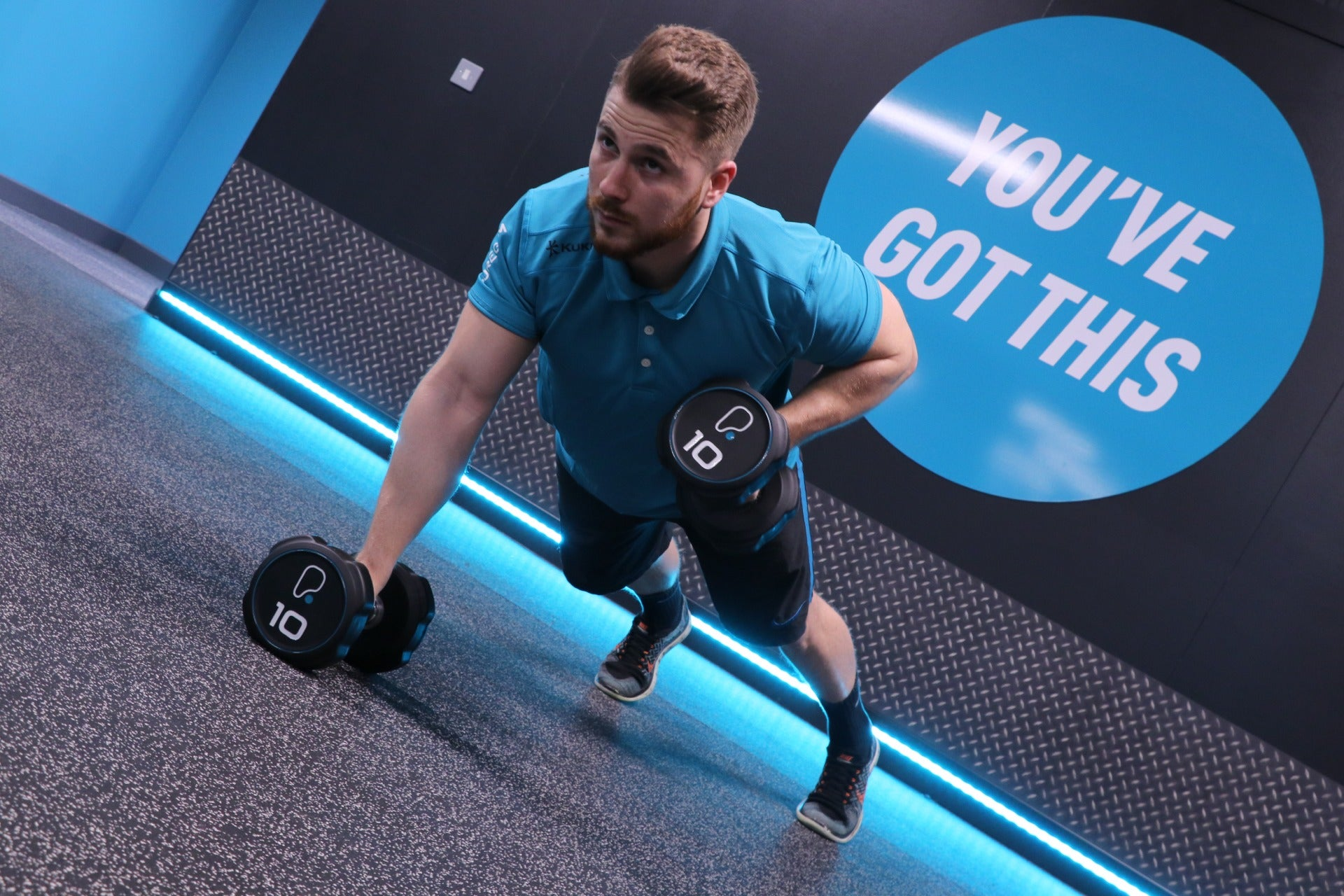 Customising your Gym Equipment with Jordan Fitness,