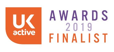 UK Active Fitness Supplier of the year finalist 2019