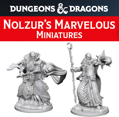 D&D Nolzur's Marvelous Unpainted Miniatures
