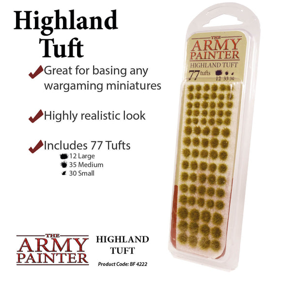 Battlefild XP: Highland Tuft