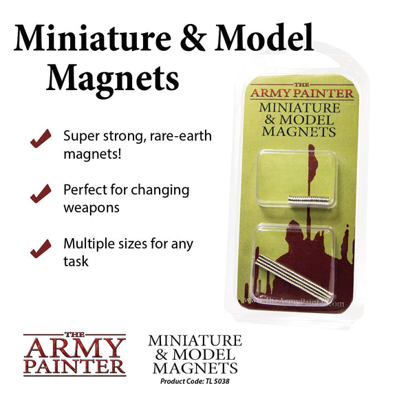 Tool - Minature & Model Magnets