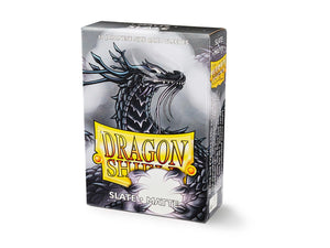 Dragon Shield Matte Japanese Sleeves - Slate (60 ct. in box)