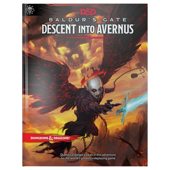 D&D Baldurs Gate: Descent into Avernus