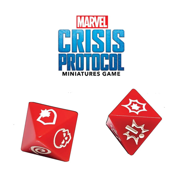 Marvel: Crisis Protocol - Battle Dice Pack