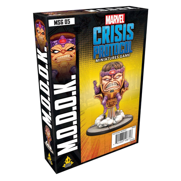 Marvel: Crisis Protocol - MODOK Character Pack