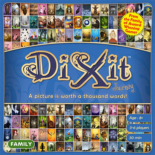 Dixit: Journeys Expansion