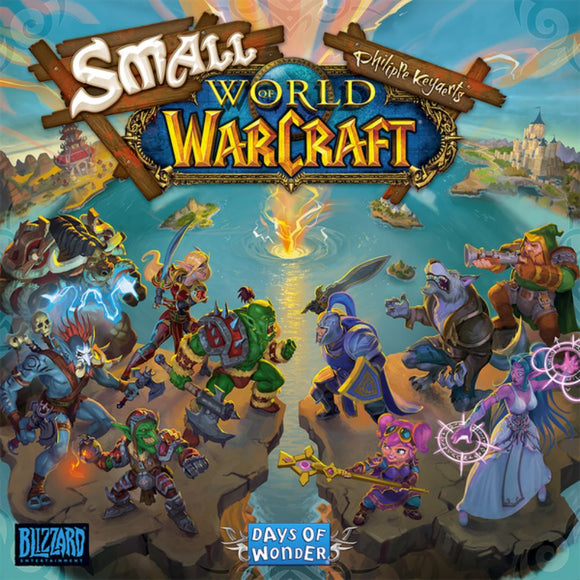 Small World of Warcraft *PRE-ORDER*
