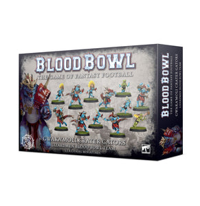 BLOOD BOWL: GWAKA'MOLI CRATER GATORS