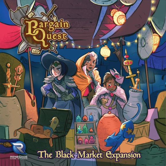 Bragain Quest: The Black Market Expansion