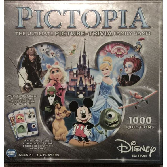 Pictopia: Disney Edition