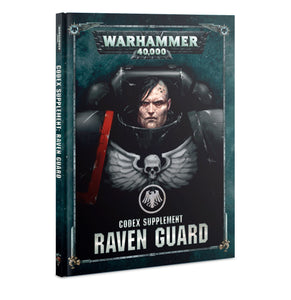 CODEX: RAVEN GUARD (HB) (ENGLISH)