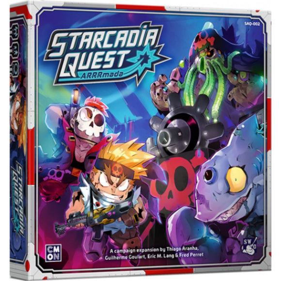 Starcadia Quest: ARRRmada Expansion