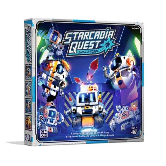 Starcadia Quest: Build-a-Robot *PRE-ORDER*