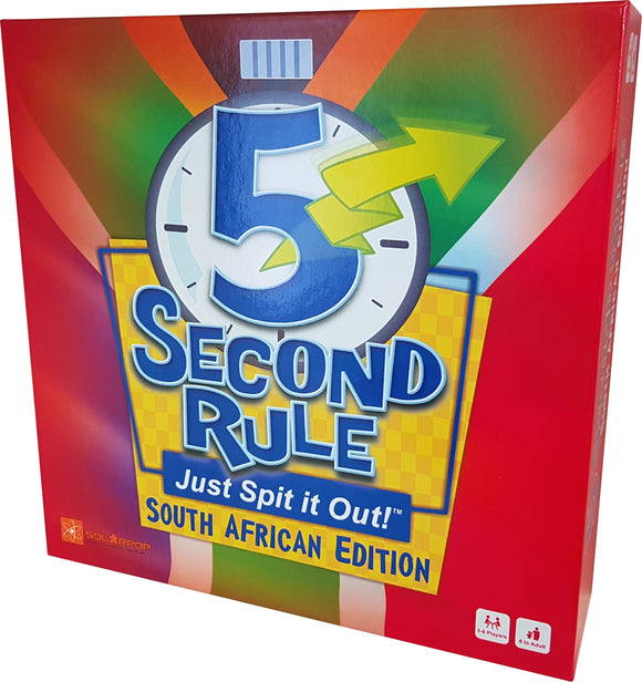 5 Second Rule South Africa