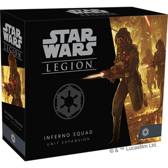 Star Wars Legion: Inferno Squad Unit Expansion *PRE-ORDER*