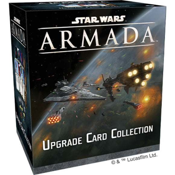 Star Wars Armada: Upgrade Card Collection *PRE-ORDER*