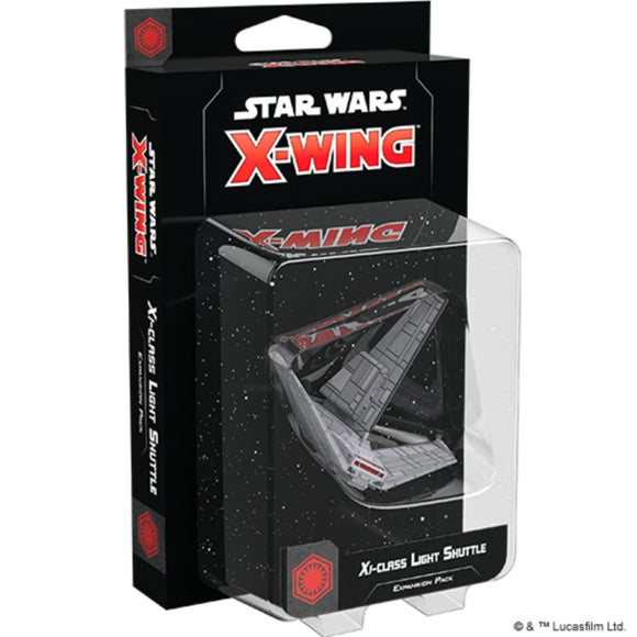Star Wars: X-Wing - Xi-class Light Shuttle