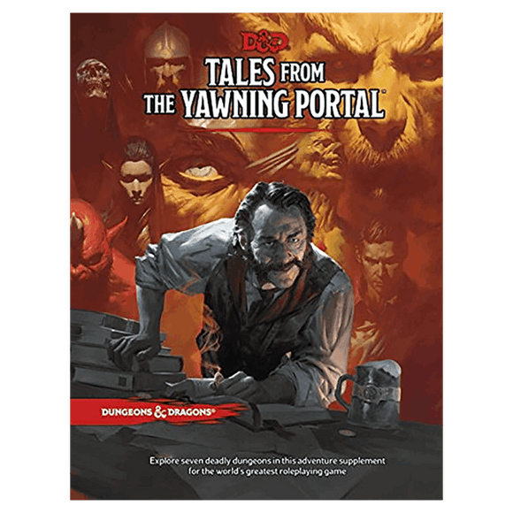 Dungeon and Dragons RPG: Tales from the Yawning portal