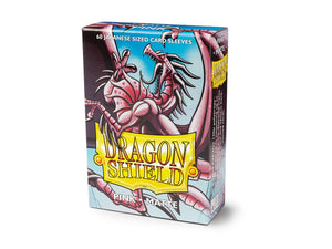 Dragon Shield Matte Japanese Sleeves - Pink (60 ct. In box)