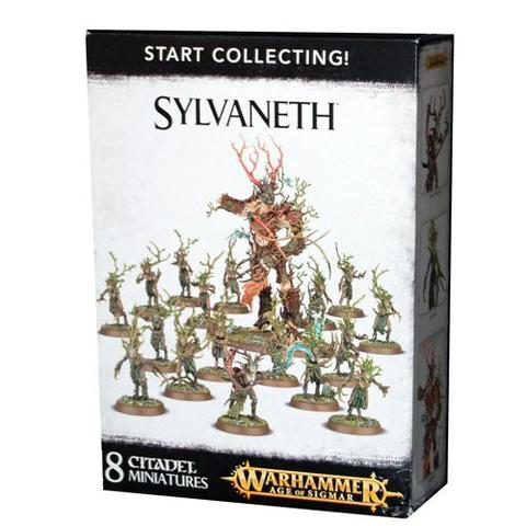 AGE OF SIGMAR: START COLLECTING! SYLVANETH
