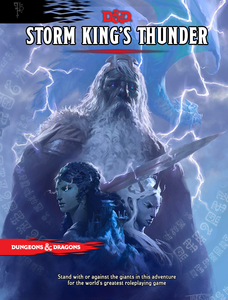 Dungeon and Dragons RPG: Storm Kings Thunder