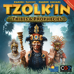 Tzolk'in expansion: Tribes & Prophecies