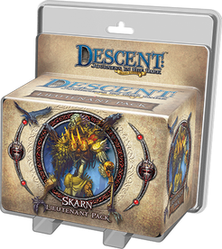 Descent Journeys in the Dark 2nd Edt: Skarn