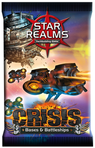 Star Realms - Crisis Bases & Battleships expansion