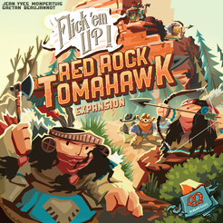 Flick Em Up Red Rock Tomahawk Expansion