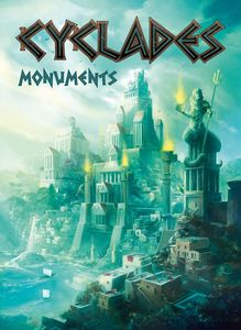 Cyclades Monuments Expansion