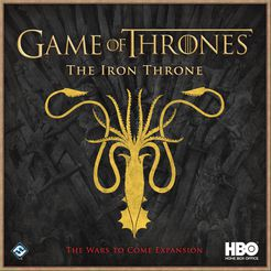 Game of Thrones: The Iron Throne The Wars to Come Exp