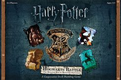 Harry Potter Hogwarts Battle Monster Box of Monsters Exp