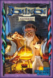 Dominion expansion: Alchemy