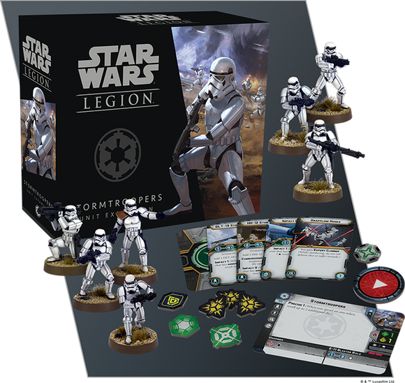 Star Wars Legion Stormtroopers Unit Imperial Expansion