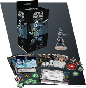 Star Wars Legion: Clone Captain Rex Commander Expansion *PRE-ORDER*