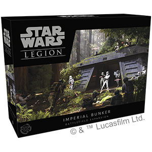 Star Wars Legion: Imperial Bunker Battlefield Expansion *PRE-ORDER*