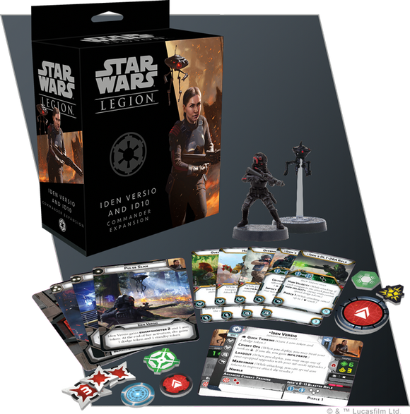 Star Wars Legion: Iden Versio and ID10 Expansion *PRE-ORDER*