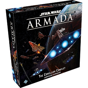 Star Wars Armada: The Corellian Conflict Campaign