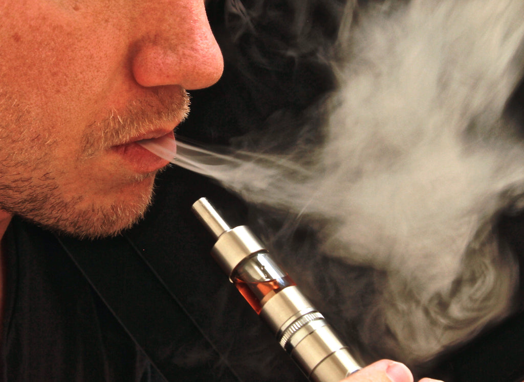 Cancer Research UK Backs E Cigarettes