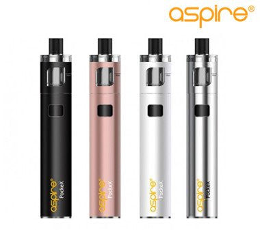 Aspire PockeX Electronic Cigarette | Review | SmokShop