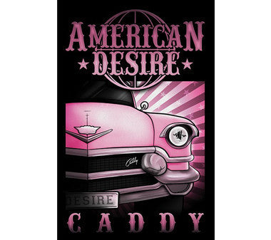 Introducing American Desire E Liquid by Vampire Vape
