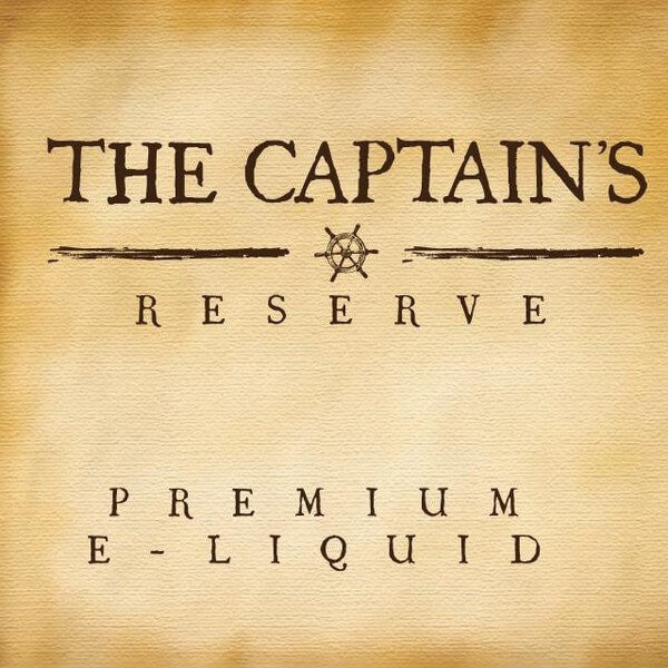 Introducing The Captain's Reserve E Liquid
