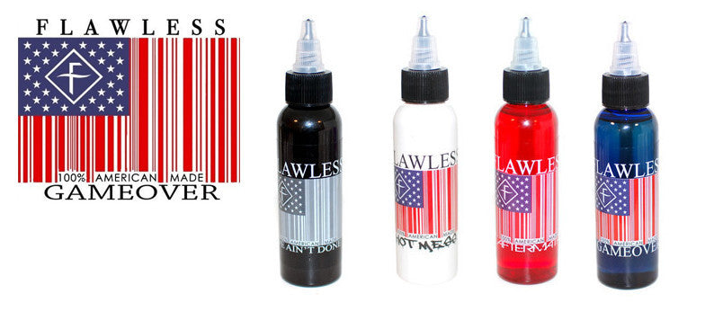 Absolutely Flawless – Premium E Liquid in 60ml Bottles