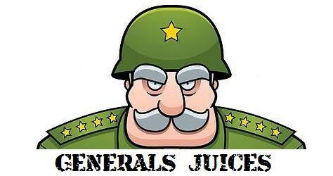 Generals Juices Review - 12 Banging Flavours