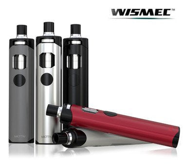 Introducing the Wismec Motiv E Cigarette Starter Kit