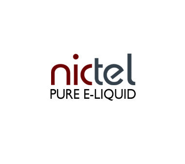 Browse our Nictel E-Liquid collection.