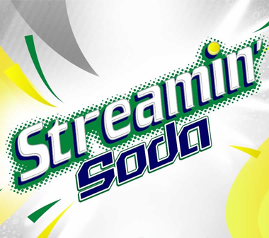 Browse our Streamin' Soda collection.