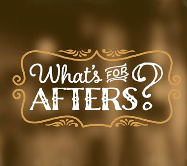 Browse our What's For Afters 50ml collection.