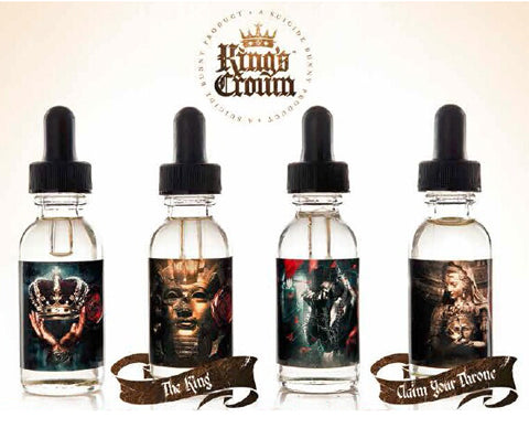 Kings Crown E-Liquid
